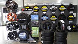 pneus autos